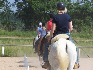 Warum gerade er – Soft-Horse-Riding